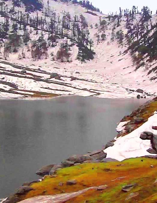 Sacred Lake Treks